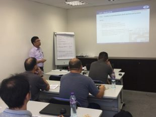 Training Courses for ISO auditors and management system experts